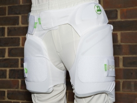 Aero double thigh protector